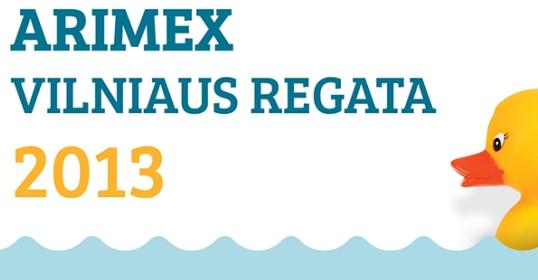 Arimex Vilniaus regata 2013