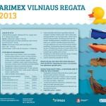 Vilniaus Neries regata 2013